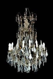 antique french chandeliers the uk s premier antiques portal