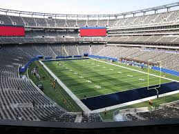 Metlife Taylor Swift Seating Chart Metlife Stadium View From Mezzanine 230a Vivid Seats