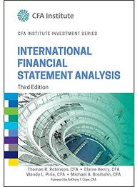 How To Do A Cover Page Beauteous Cover Page International Financial Statement Analysis 48rd Edition