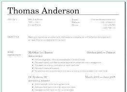 How To Build A Resume In Word Build My Own Resume Job Guide Resume
