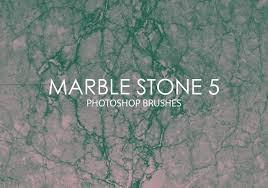 Free Marble Stone Photoshop Brushes 5 Free Photoshop Brushes At