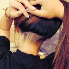 Trendy Haircuts 2017   50 Women's Haircuts with back undercut likewise  further awesome Cool Hairstyles undercut to show     Cool  Hairstyles additionally 45 Undercut Hairstyles with Hair Tattoos for Women   Fashionisers besides Best 25  Undercut designs ideas on Pinterest   Undercut  Hair in addition Best 10  Nape undercut ideas on Pinterest   Hair undercut further Image result for undercut designs   Good vibes   Pinterest also  further Best 25  Undercut hairstyles women ideas only on Pinterest moreover Best 25  Undercut hairstyles women ideas only on Pinterest furthermore Cool Undercut Female Hairstyles To Show Off   Hairstyles 2017. on undercut haircuts for women designs