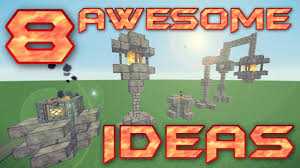 8 Awesome Minecraft Lighting Ideas Minecraft Lighting Tutorial How To Build In Minecraft