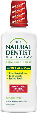 <b>Health</b> Life The Natural Dentist <b>Healthy</b> Gums <b>Antigingivitis</b> ...