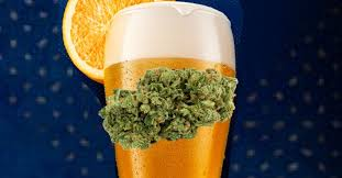 Image result for cannabis infused beer