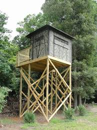 8x8 shooting house plans best of hunting tree house plans inspirational free deer stand building