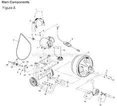 ridgid k 400 parts list and diagram ereplacementparts com DC Motor Wiring Diagram at Drain Auger Motor Wiring Diagram