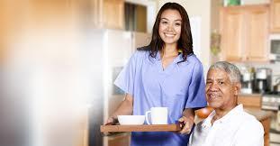helping seniors at home