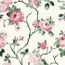 Wallpaper flower Pink Flower 347434 Wallpaper Flowers White And Light Pink Origin Luxury Wallcoverings Wallpaper Flowers White And Light Pink Origin Luxury Wallcoverings