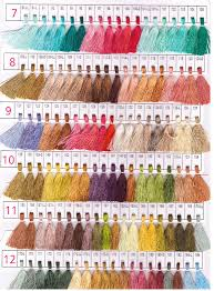 Color Shade Chart Neelam Color Chart Row 12