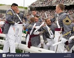 u s army cadets celebrate after graduating at the commencement stock photo u s army cadets celebrate after graduating at the commencement ceremony for the west point military academy at michie stadium 21