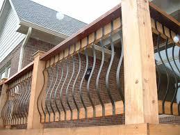 side mount iron baers