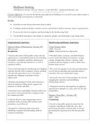 Stylist Resume Objective Free Resume Example And Writing Download