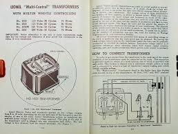 power for o rail toy trains page  1033 instructions 1