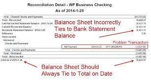 Bank Reconciliation Example Custom Marty Zigman On Solving NetSuite Bank Reconciliations Differences