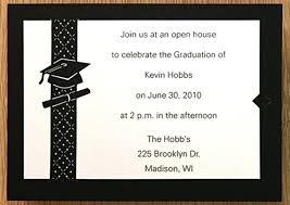 Open House Invite Samples Graduation Open House Invitation As Well As Graduation Open House