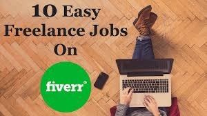 easy lance jobs for beginners how to be successful 10 easy lance jobs for beginners simple fiverr gigs for extra income
