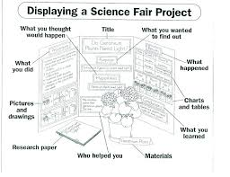 science fair display board templates science project layout science fair presentation board