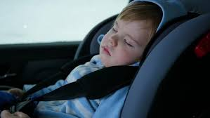 Image result for person sleeping in car stock photo