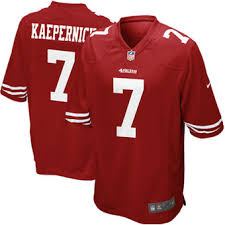Colin Kaepernick 49ers San Forma Francisco