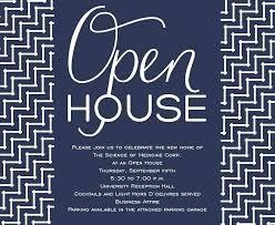 Template Invitation Open House Invitation Templates Free