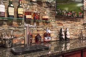 basement bar stone and kelly court basement finished basement company 18jpg