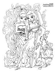 The Twins 2015 Halloween Coloring Contest