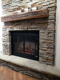 faux stone fireplace mantel decoration the fanciful wooden material for a mantel with black contemporary living