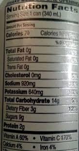 original 100 vegetable juice v8 11 5 fl oz 340 ml