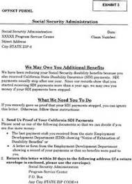 ssi benefits letter all about design letter with ssi disability award letter