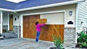 garage door stickers creative garage doors garage door painting ideas style your garage creative garage doors