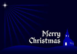 silent night holy night background.  Silent Christmas Background Vector Greeting Card With Silhouette Of  Church Religious Dark Blue Intended Silent Night Holy Background _