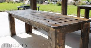 wooden benches outdoor plans donn