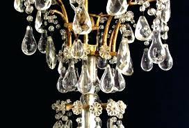 chandeliers fake crystal chandelier how to make a faux chandeliers large