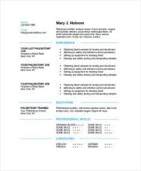 phlebotomy resume template free word pdf documents download phlebotomist  job description for samples resumes