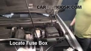 interior fuse box location 2002 2009 chevrolet trailblazer 2004 2004 chevy trailblazer fuse box for sale at 2004 Trailblazer Fuse Box