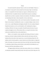 revised beauty extended definition essay beauty everyone has 2 pages beauty extended definition essay