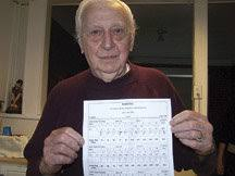 Hudson Reporter - At Age 87 He's Simply Perfect North Bergen Man Is ...
