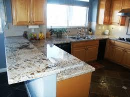 Amazing Majestic White Granite Ideas - White granite kitchen