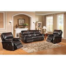 wayfair leather living room sets