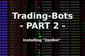 Zenbot is also on the list of open source bitcoin trading bots. Trading Bots Part 2 Installation And Configuring Zenbot