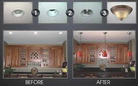 change pendant light to recessed unique living room convert can light to pendant plans how change