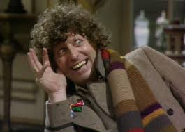 interview tom baker the fourth doctor the doctor who companion looking back at the fantastic career of the ninth doctor it s christopher eccleston week at the dwc