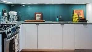 Glass Kitchen Backsplash Ideas Tile Alternative Apartment Therapy
