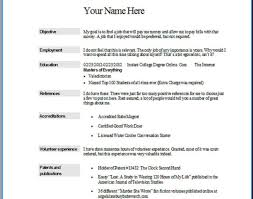 Where To Find Resumes 7 Free Resume Templates Word And Sample Resume