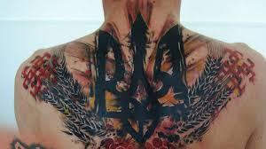 24 патриотических тату которые поражают красотой 24 канал