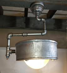 industrial ceiling lighting. repurposed industrial ceiling light lighting i