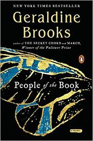 amazon people of the book a novel 8601400308981 geraldine brooks books
