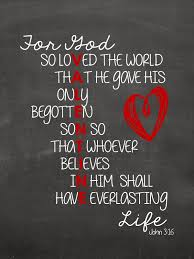 Christian Happy Valentines Day Quotes Best of John 2424 Valentines Sweet Blessings Pinterest Blessings