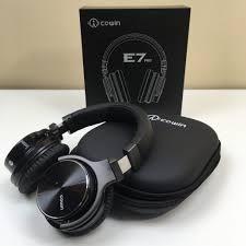 <b>Cowin</b> E7 Pro Review - Best Noise Cancelling Headphones Under ...